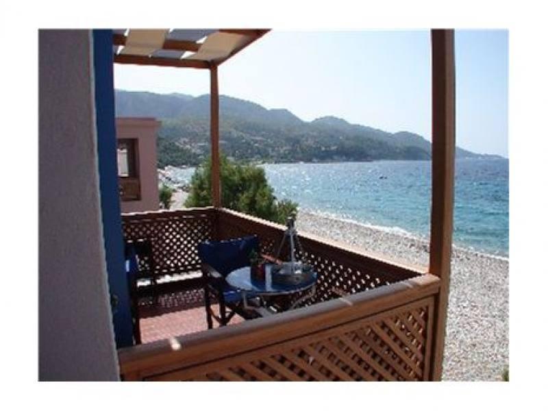 Appartementen Dioni - Kokkari - Samos